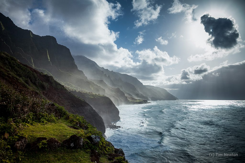 The Cliffs of Kalalau